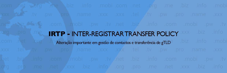 implementacao-IRTP-Inter-Registrar-Transfer-Policy